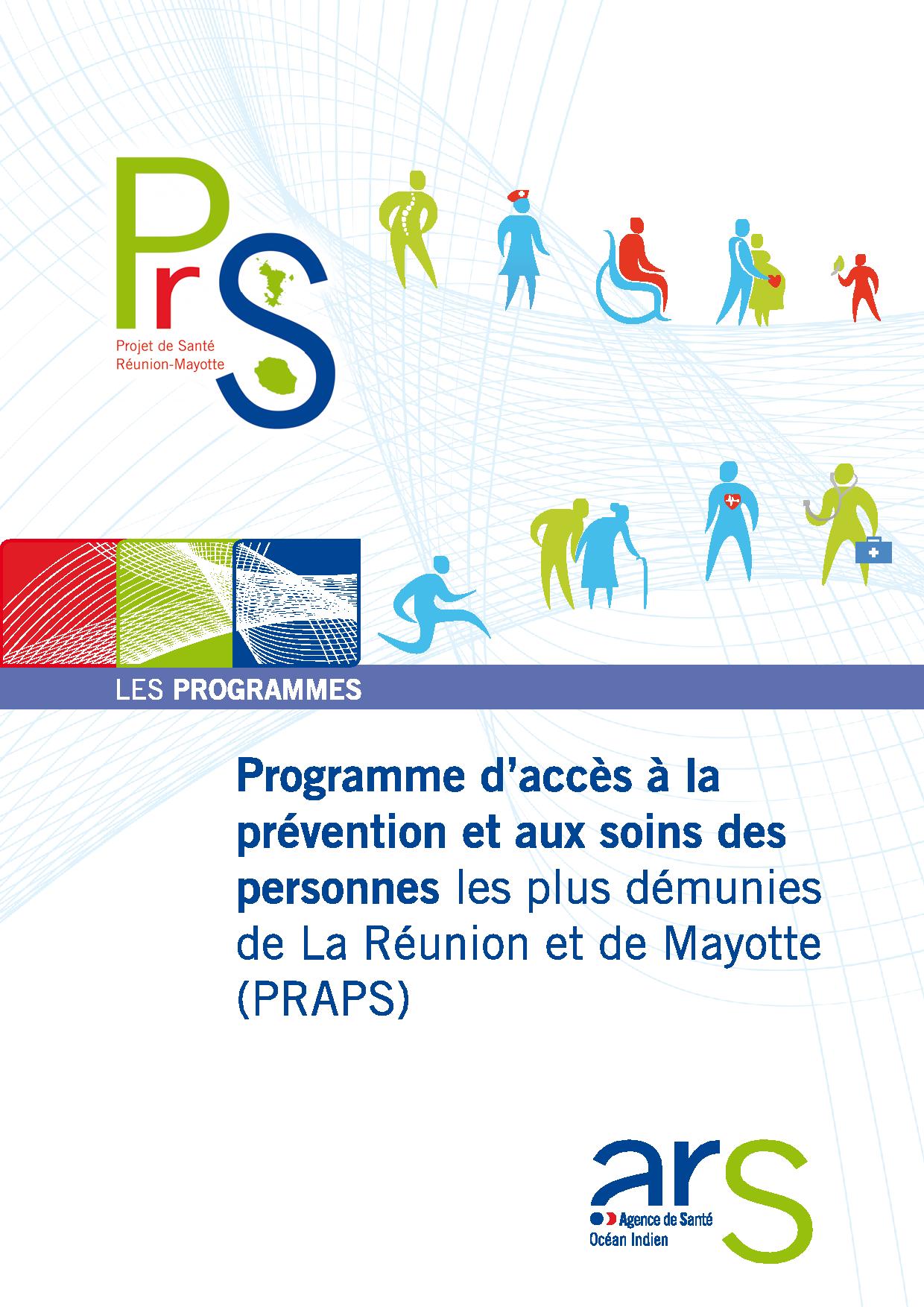 98114c6988c85f Programme d accès à la prévention et aux soins des personnes les plus  démunies de La Réunion et de Mayotte (PRAPS)