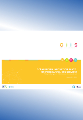 OIIS - Un programme, des services (Plaquette institutionnelle)